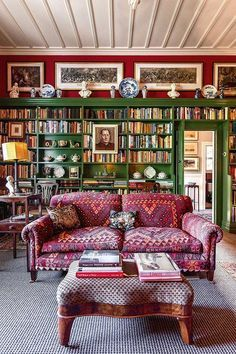 Peter Wells and Douglas Lloyd Jenkins' 1906 Napier villa. From New Zealand House & Garden. Home Decor Bedroom, Diy Home Decor, New Zealand Houses, Modern Bedroom Design, My Living Room, Home Renovation, Hygge, House Design, Garden Design