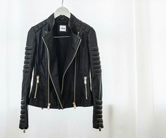 8d652113b 7 Best Leather jackets women images in 2019