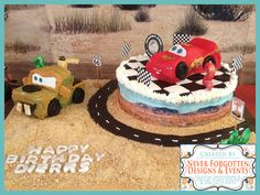 Cars 2nd Birthday Party