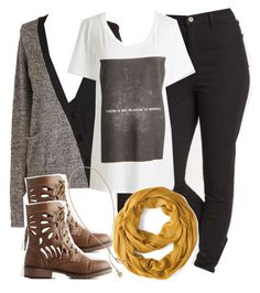 """""""Isaac Inspired Modcloth Outfit"""" by veterization ❤ liked on Polyvore"""