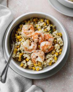 How To Cook & Season Quinoa: 3 Recipes | Walder Wellness, Dietitian Coconut Quinoa, Lime Quinoa, Quinoa Salad, Healthy Green Smoothies, Breakfast Smoothies, Healthy Fats, Spinach Nutrition, Yogurt Nutrition, Making Quinoa