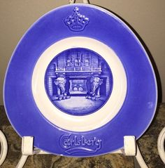 """Carlsberg and Elephant Gate. Now Royal Copenhagen. Size 6 1/2"""" (16.4cm) wide. ASK before purchasing. I take ACTUAL pictures and ample amount. Made in Denmark. 