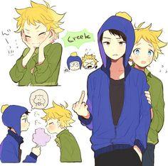 Craig x Tweek ~ cute boyfriends
