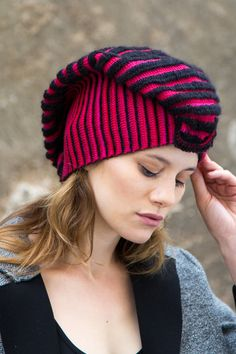 A quirky hat by Mimoods Knits. Get one here: http://www.mimoods.nl/collections/hats/products/cauliflower-hat