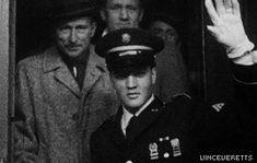 Elvis Presley ♛ Memphis Union Station, March 7, 1960
