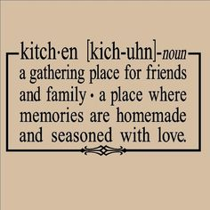 What does your kitchen mean to you? For Beka Cookware it means... ♥
