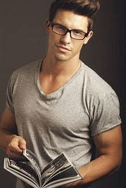 Attractive Man with Glasses - Bing images