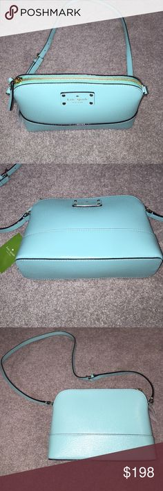 Sale over. This listing will be removed shortly. Kate Spade Hanna Wellesley FreshAir NWT Bag   NO TRADES. kate spade Bags