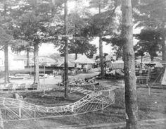 Ce-Mar Acres amusement park where Cedar Rapids and Marion, Iowa met. Clay County, Cedar Rapids, Amusement Park, Acre, Old Things, Marion Iowa, History, Historia