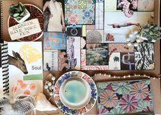 The Lacquerie Mood Board by TheLacquerie, #bywbootcamp
