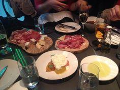 5&33 Amsterdam. delicious hmmmm!!