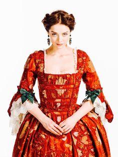 Marina Aleksandrova as Catherine The Great In Ekaterina