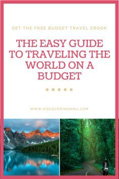 Budget travel -Get The FREE Budget Travel Ebook! Cheap traveling + travel while broke