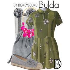 Disney Bound - Bulda