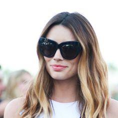sunglasses, haircut