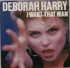 "Debbie Harry - I Want That Man (German 12"" Vinyl)"
