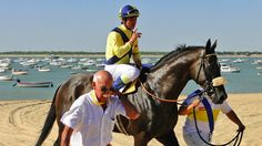 Carreras de caballos de San Lucar de Barrameda