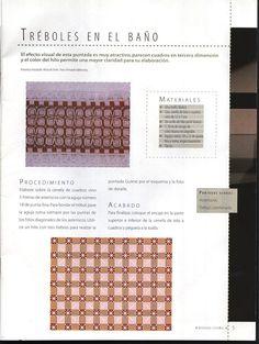 SOLO PATRONES DE BORDADO ESPAÑOL | Aprender manualidades es facilisimo.com