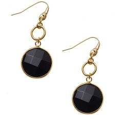 Nafisa Earrings ($22) ❤ liked on Polyvore