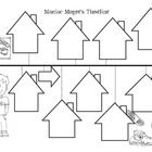 Timeline to go along with the book Maniac Magee. Clipart was created by myself. Your students will enjoy printing this off, coloring and filling it. Maniac Magee, Student Teaching, Teaching Ideas, Read 180, Literature Circles, Author Studies, English Language Arts, Book Study, Reading Workshop