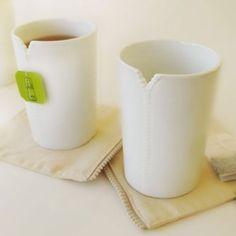 zipper tea cups