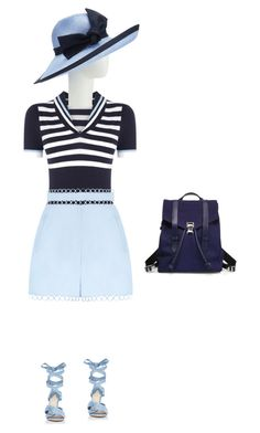 170305 by ncanath-1 on Polyvore featuring polyvore fashion style Oasis Zimmermann Altuzarra Proenza Schouler Whiteley clothing