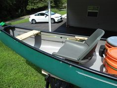 Canoe Modifications - South East Fly Fishing Forum
