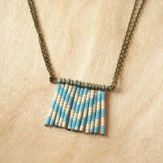 another diy beaded necklace that i wanna make