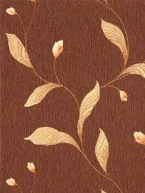 Wall Paper Todora Burgundy Satin Floral Trail pattern 2619Z4902. Keywords describing this pattern are satin, texture look, textured, floral, shimmer.  Colors in this pattern are Burgundy, Coral, Red.  Alternate color patterns are 2619Z4906;Page:49;2619Z4910;Page:51.  Product Details:  scrubbable  peelable  washable  Material is Vinyl. Product Information:  Book name: Bellissimo V Pattern name: Todora Burgundy Satin Floral Trail Pattern #: 2619Z4902 Repeat Length: 24 0 inches.  Pattern…