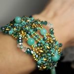Bracciale Perline, Beading Bracelet.