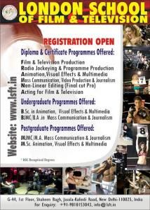 FILM AND TELEVISION COURSES IN SOUTH DELHI
