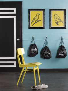 Yellow: Hello, Sunshine - Create a Mood With Color on HGTV