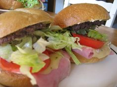 """""""Torta"""" can mean pie, cake, tart, (or something much more vulgar), but in this case, it refers to a sandwich. There are many varieties of Mexican tortas, but here is my recipe for Mexican Tortas de..."""