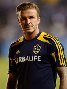 David Beckham Leaving L.A. Galaxy