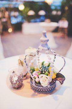 rustic wedding decoration charme