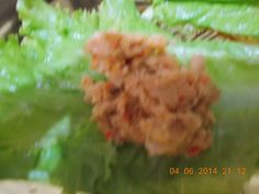 Sambel Tempe with Letucce