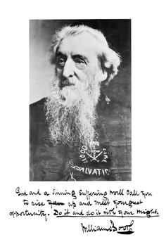 William Booth quote