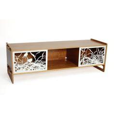 Key AV Module Walnut by Housefish Modular Furniture, Modern Furniture, Furniture Design, Contemporary Media Storage, Walnut Plywood, Sideboard Cabinet, Media Cabinet, Yanko Design, My Living Room