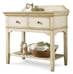 Distressed Bathroom Vanities: A Unique Take On Traditional