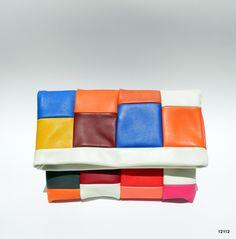 plic petice colorat (250 LEI la SiminaFilat.breslo.ro) Lei, Purses And Bags