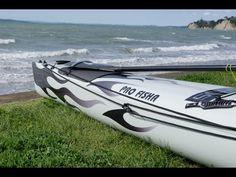 Great boat looks awesome Kaskazi Skua Ar Kayak Boats we