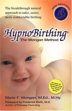 If you're considering a medication free birth I highly recommend this book.