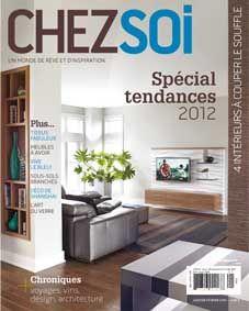 Spécial tendances 2012: numéro de janvier-février #deco #tendance