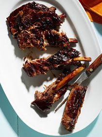 Disco Mom Takes on the World: Slow-Cooker Pull-Apart Ribs