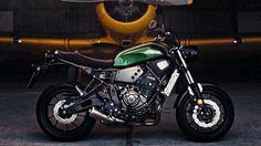 Yamaha XSR700 - Born tomorrow