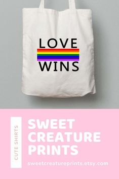 Show off your bisexual pride with this lgbt bisexual tote bag! Let the world know you are bi and you are proud of your sexuality! Click through to grab yours. Vegan Fashion, Ethical Fashion, Lgbt History, Pride Outfit, Bisexual Pride, Intersectional Feminism, Lgbt Community, Etsy Business, Small Gifts