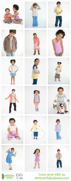 Peekaboo Beans - Playwear for kids on the grow!!  Colorful and trendy clothing kids can comfortably play in.  Join our growing vine of Play Stylist and be a part of this amazing company.  Visit www.peekaboobeans.com to find out how!