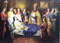 Santa Beatriz de Silva 1424 EVANGELIO DEL DIA