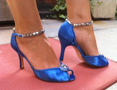 Thinking Of Dye My Bridesmaid Shoes