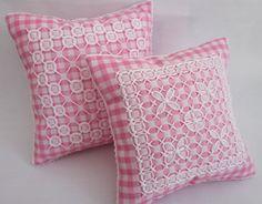 Australian Cross Stitch Pincushion embroidery Patterns